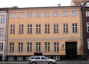 Niels Brock - Niels Brock House in Christianshavn, Copenhagen