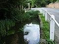 Stream by Village Road - geograph.org.uk - 849990.jpg