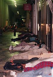 Street dwellers Rio