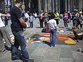 Street painting in Cologne..jpg