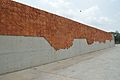 Struggle for Independence - Terracotta Mural - Museum of Independence Wall - Suhrawardy Udyan - Dhaka 2015-05-31 2199.JPG