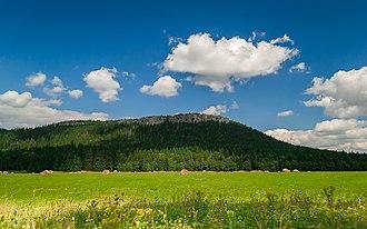 Stołowe Mountains National Park - Image: Sudety 1 32