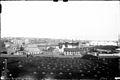 Sumarið 1930, séð yfir miðbæ Reykjavíkur og hluta hafnarinnar frá Arnarhóli.jpg