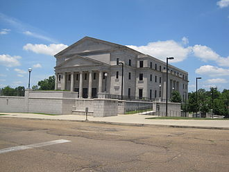 Government of Mississippi - Image: Supreme Court of Mississippi