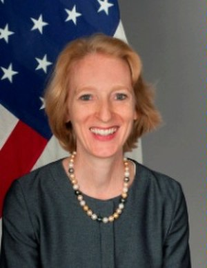 Assistant Secretary of State for Public Affairs - Image: Susan Stevenson 2016