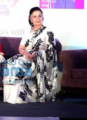 Sushma Seth - Sushma Seth in 2013