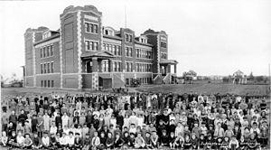 Sutherland, Saskatoon - Original Sutherland School