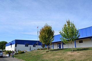 Sutherlin High School Public school in Sutherlin, , Oregon, United States