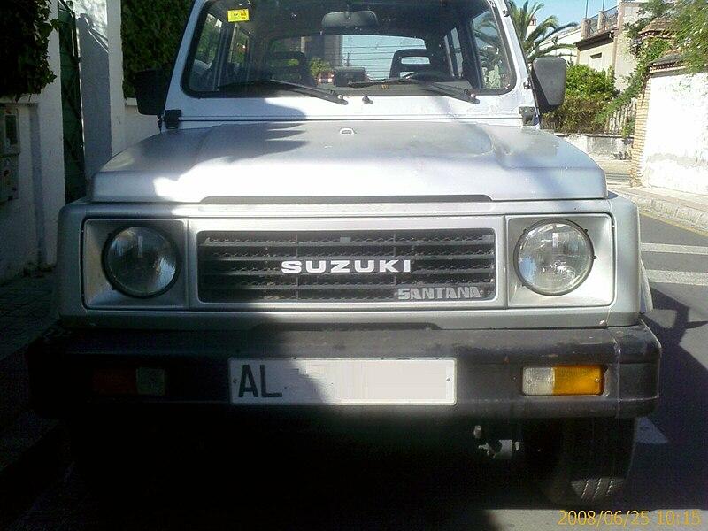 Santana Motors 800px-Suzuki_SJ_413_Santana