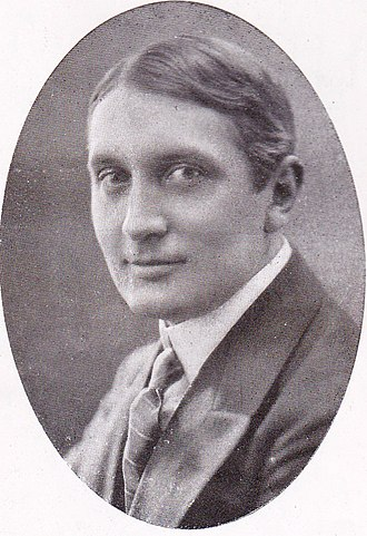 Svend Melsing - Image: Svend Melsing 1921