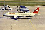 Swissair A320 HB-IJK at FRA (16729571005).jpg