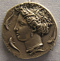 Syrakus, decadracma firmata euainetos, 413 ac. ca.JPG