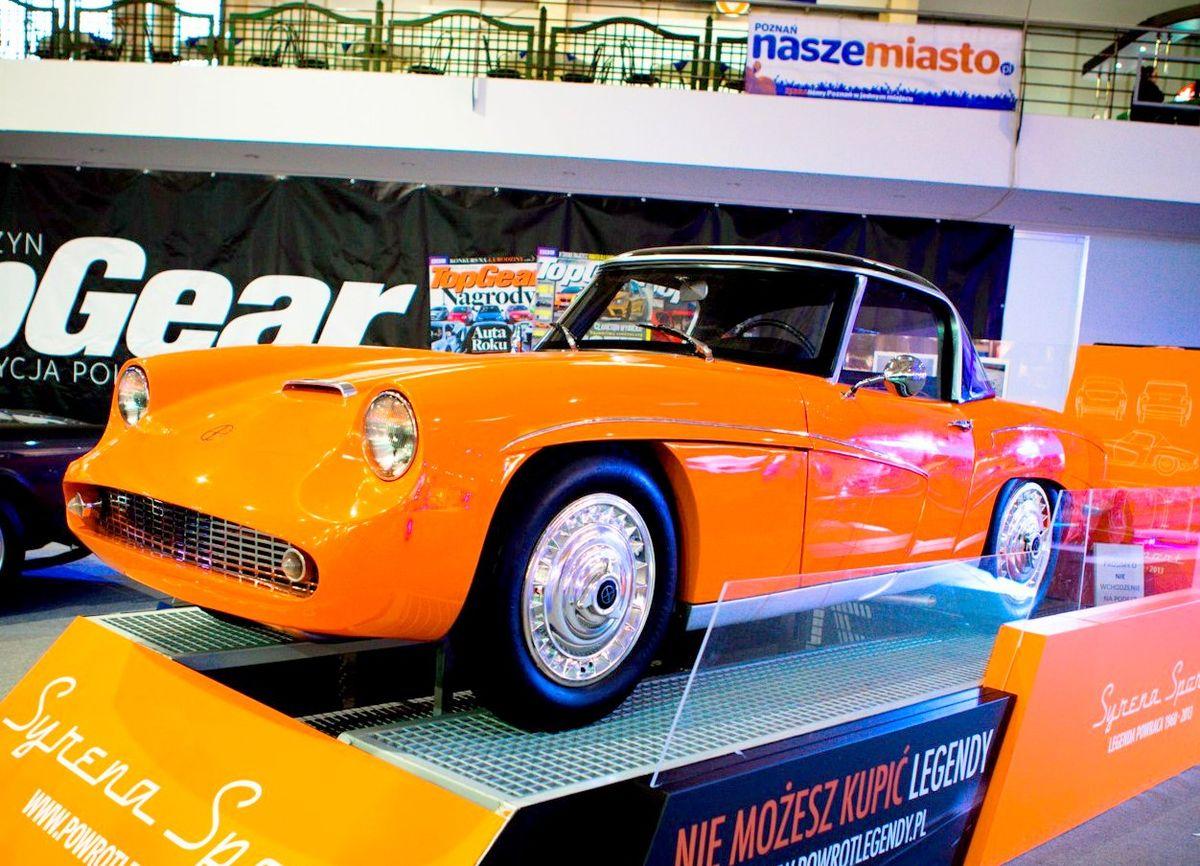 Performance Auto Body >> FSO Syrena Sport - Wikipedia