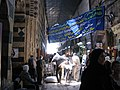 Syria, Damascus, Ancient souq near the Umayyad Mosque inside the old city of Damascus.jpg