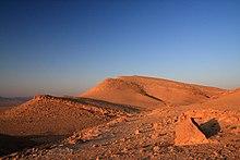 syrian desert wikipedia
