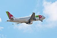 CS-TTB - A319 - TAP Portugal