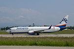 TC-SEE, Boeing B737-8CX Winglets B738, SXS (18512627719).jpg