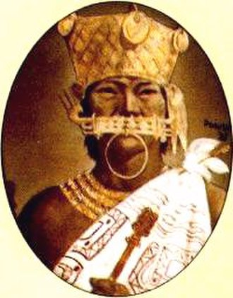 History of Colombia - The main leader of the Muisca on the Bogotá savanna at the time of conquest was Tisquesusa. He led numerous efforts to resist Spanish invasion but was eventually killed in battle. His nephew, Sagipa, succeeded him and soon submitted to the conquistadors.
