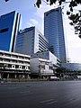 TMB Tower opposite Chatuchak Park, ตึกธนาคารทหารไทยตรงข้ามสวนจตุจักร - panoramio.jpg