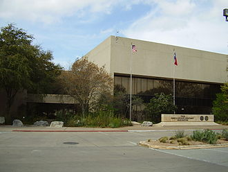 Texas Parks and Wildlife Department - The headquarters of the department