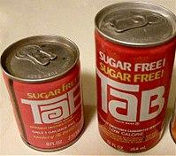 Tab (drink) - Wikipedia