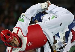 Taekwondo at the 2016 Summer Olympics - 80 kg 8.jpg