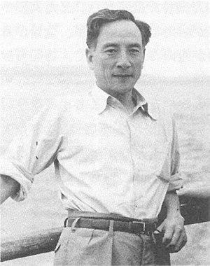 Takashi Asahina - in 1949