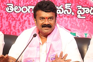 Talasani Srinivas Yadav Indian politician