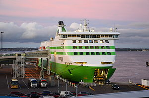MS Star - Image: Tallink Star in 2013