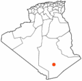 Tamanrasset location.png