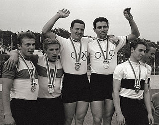 Cycling at the 1964 Summer Olympics – Mens tandem