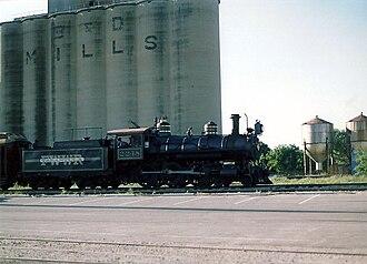 Fort Worth and Western Railroad - The Tarantula