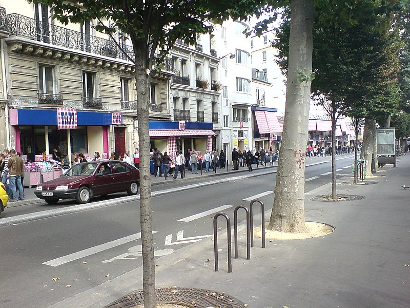Lojas para compras em Paris
