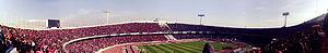 Azadi Stadium - Image: Tehranderby 76