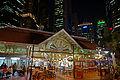 Telok Ayer Market, Singapore, at night - 20120629-02.jpg