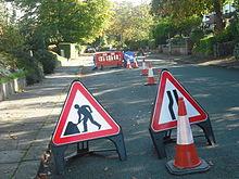 Road traffic control - Wikipedia