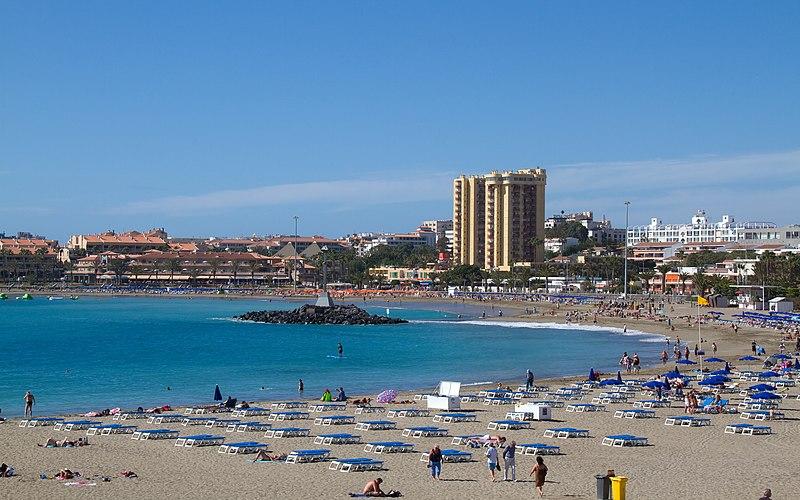 Las Cristianos Tenerife Hotels