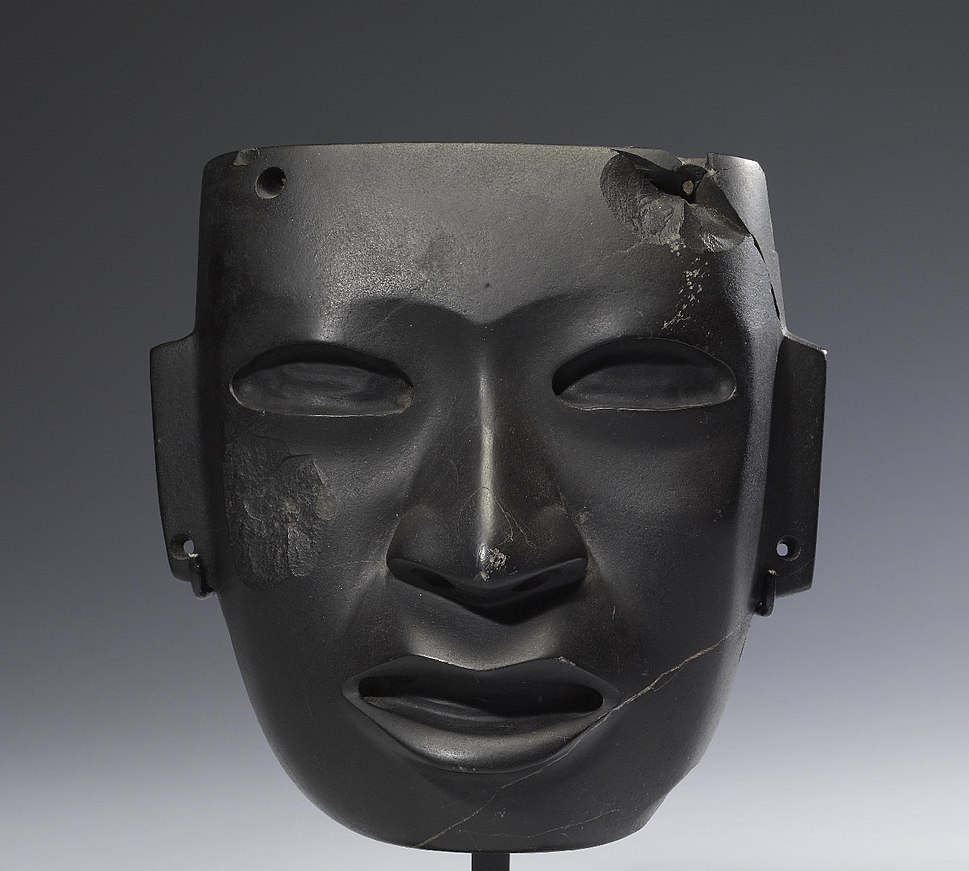 Teotihuac%C3%A1n mask