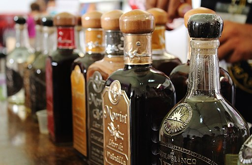 Tequilas hechos en Jalisco, México best places to visit in Mexico