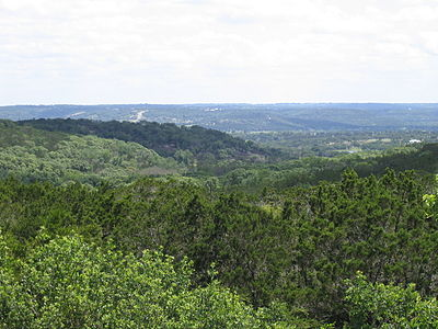 Hill Country Texas Hill Country Near I-10, 2004.jpg