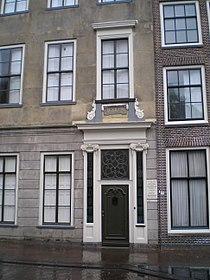 Teyler-huis Damstraat-21 Haarlem Nederland.JPG