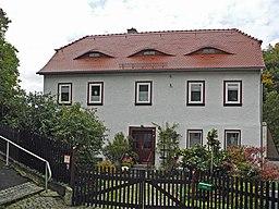 Kirchweg in Tharandt