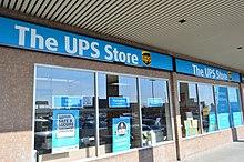 The Ups Store Wikipedia