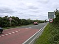 The A337 approaching Setley, New Forest - geograph.org.uk - 62572.jpg