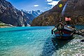 The Attabad Lake in the Gojal Valley of Upper Hunza.jpg