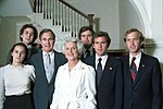 The Bush Family in 1981.jpg