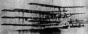 1921 in aviation - Caproni Ca.60