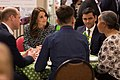 The Duke and Duchess Cambridge at Commonwealth Big Lunch on 22 March 2018 - 091.jpg