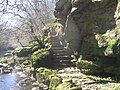 The Fairy Steps, Shank Wood - geograph.org.uk - 1705033.jpg