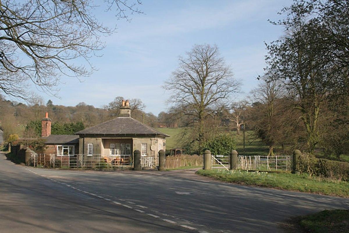 The Front Lodge, Heath House, Upper Tean - geograph.org.uk - 396094.jpg